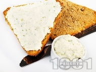Домашен пастет с карфиол и чесън